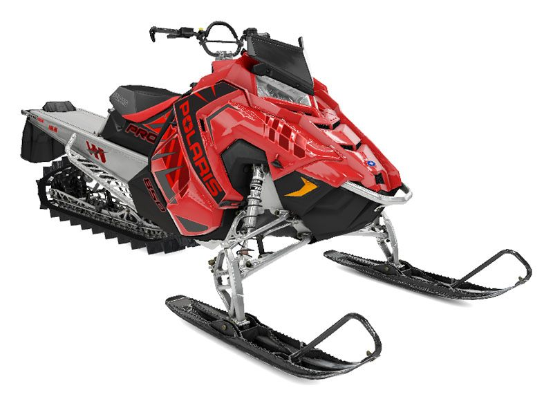 2020 Polaris 850 PRO RMK 155 SC 3 in. in Oak Creek, Wisconsin - Photo 3