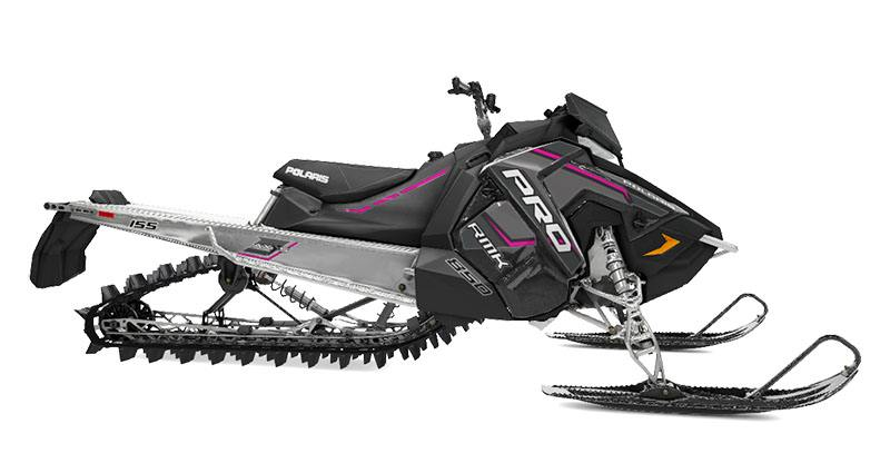 2020 Polaris 850 PRO RMK 155 SC 3 in. in Tualatin, Oregon - Photo 1