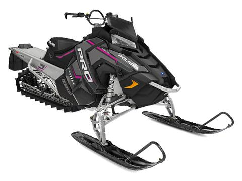 2020 Polaris 850 PRO-RMK 155 SC 3 in. in Fairbanks, Alaska - Photo 3