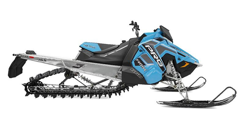 2020 Polaris 850 PRO RMK 155 SC 3 in. in Lake City, Colorado - Photo 1