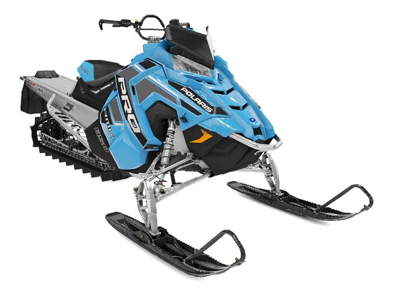 2020 Polaris 850 PRO RMK 155 SC 3 in. in Annville, Pennsylvania - Photo 3