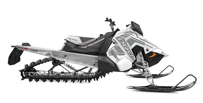 2020 Polaris 850 PRO RMK 155 SC 3 in. in Troy, New York - Photo 1