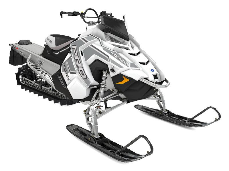 2020 Polaris 850 PRO-RMK 155 SC 3 in. in Greenland, Michigan - Photo 3