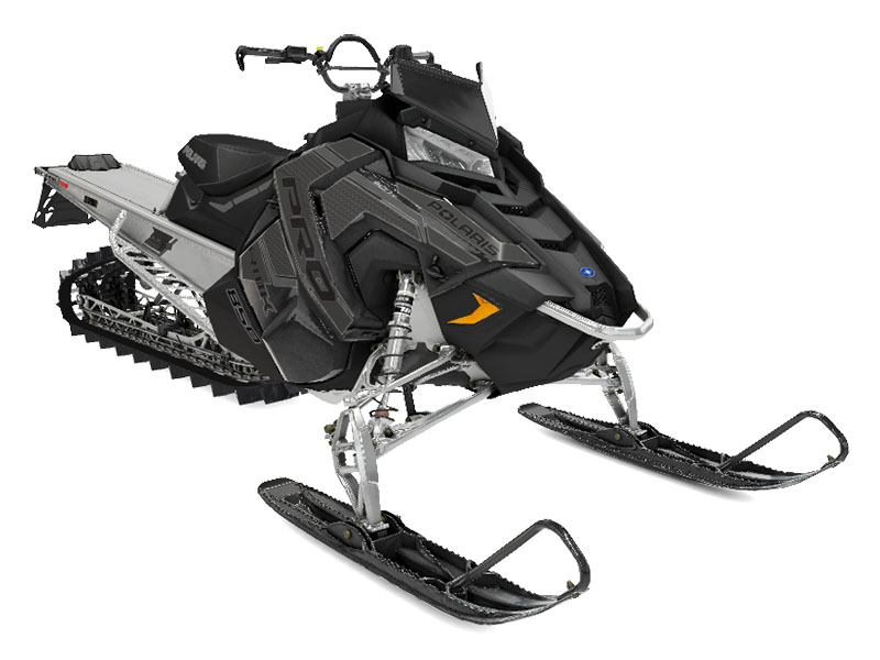 2020 Polaris 850 PRO RMK 163 SC in Pittsfield, Massachusetts - Photo 3