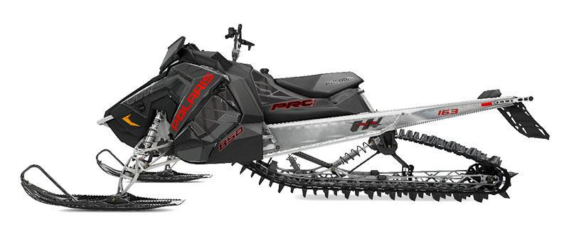 2020 Polaris 850 PRO-RMK 163 SC in Antigo, Wisconsin - Photo 2