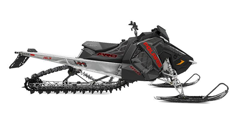 2020 Polaris 850 PRO RMK 163 SC in Woodruff, Wisconsin - Photo 1