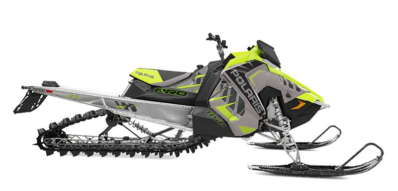 2020 Polaris 850 PRO-RMK 163 SC in Greenland, Michigan