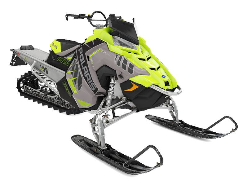 2020 Polaris 850 PRO RMK 163 SC in Greenland, Michigan