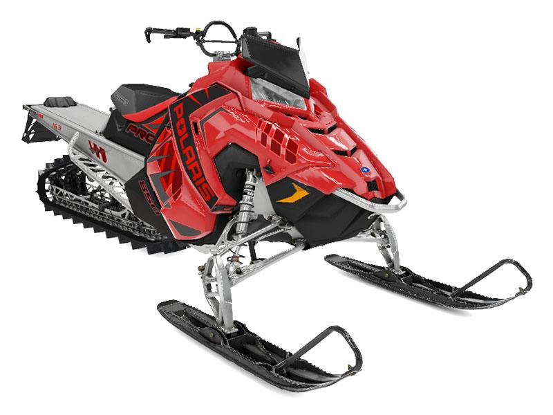 2020 Polaris 850 PRO RMK 163 SC in Belvidere, Illinois - Photo 3