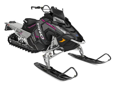 2020 Polaris 850 PRO-RMK 163 SC in Duck Creek Village, Utah