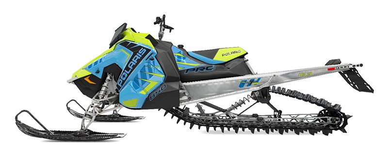 2020 Polaris 850 PRO RMK 163 SC in Waterbury, Connecticut - Photo 2