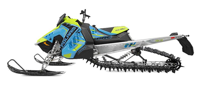 2020 Polaris 850 PRO-RMK 163 SC 3 in. in Newport, Maine - Photo 2