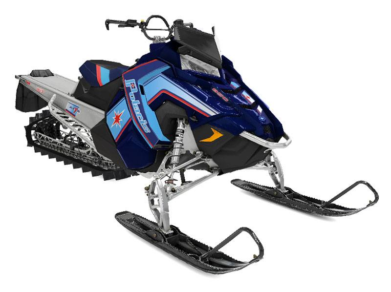 2020 Polaris 850 PRO RMK 163 SC 3 in. in Dimondale, Michigan - Photo 3