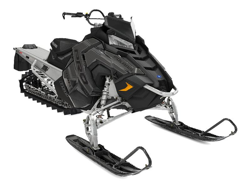 2020 Polaris 850 PRO RMK 163 SC 3 in. in Newport, Maine