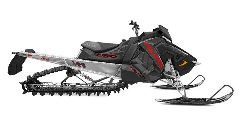 2020 Polaris 850 PRO-RMK 163 SC 3 in. in Newport, Maine - Photo 1