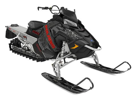 2020 Polaris 850 PRO-RMK 163 SC 3 in. in Ironwood, Michigan - Photo 3