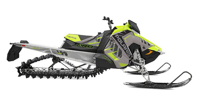 2020 Polaris 850 PRO RMK 163 SC 3 in. in Mio, Michigan - Photo 1