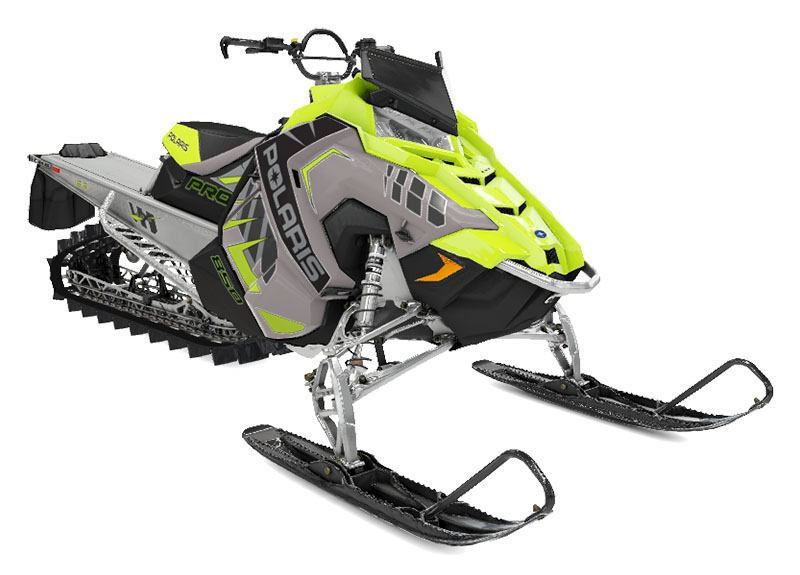 2020 Polaris 850 PRO RMK 163 SC 3 in. in Alamosa, Colorado - Photo 3