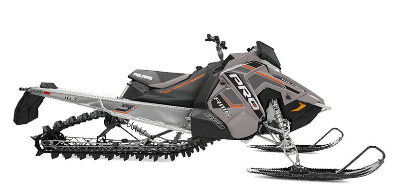 2020 Polaris 850 PRO RMK 163 SC 3 in. in Elkhorn, Wisconsin - Photo 1