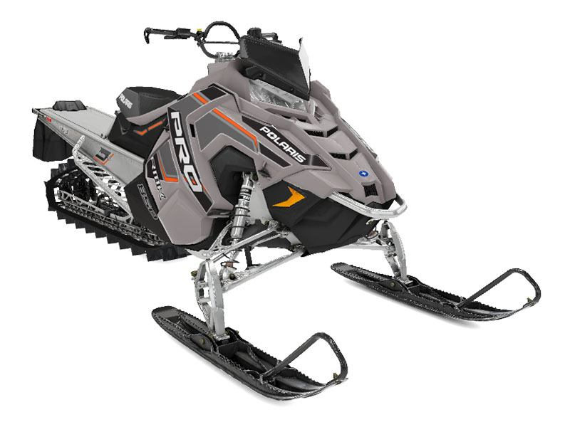 2020 Polaris 850 PRO RMK 163 SC 3 in. in Lake City, Colorado - Photo 3