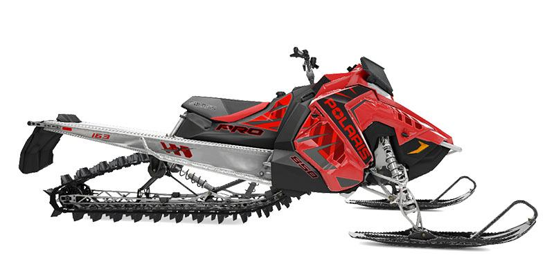 2020 Polaris 850 PRO RMK 163 SC 3 in. in Auburn, California - Photo 1