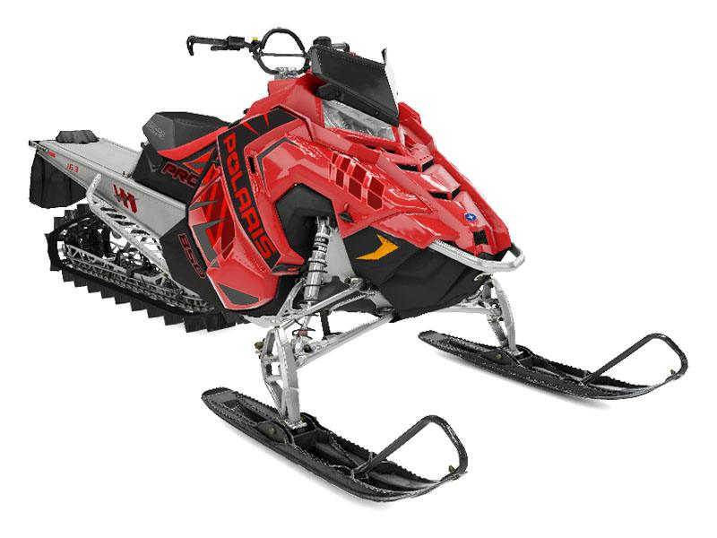 2020 Polaris 850 PRO RMK 163 SC 3 in. in Saint Johnsbury, Vermont - Photo 3