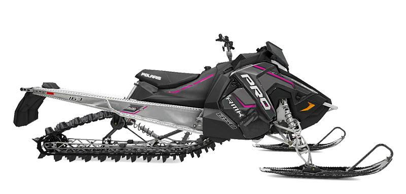 2020 Polaris 850 PRO-RMK 163 SC 3 in. in Newport, Maine