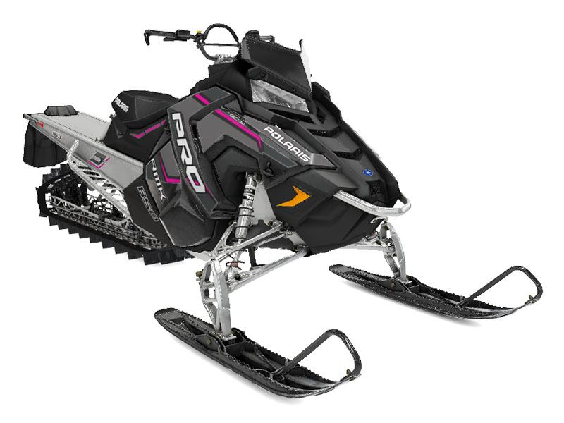 2020 Polaris 850 PRO-RMK 163 SC 3 in. in Mount Pleasant, Michigan