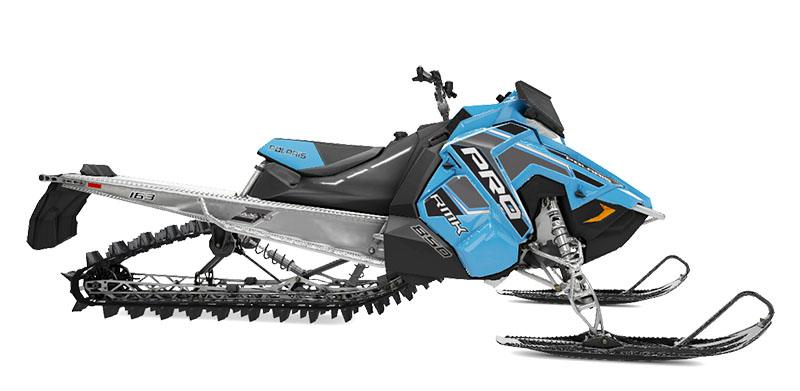 2020 Polaris 850 PRO RMK 163 SC 3 in. in Center Conway, New Hampshire - Photo 1