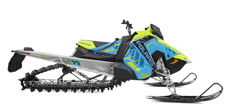 2020 Polaris 850 PRO-RMK 163 SC 3 in. in Lincoln, Maine - Photo 1