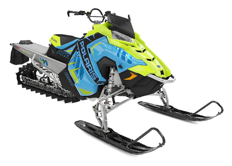2020 Polaris 850 PRO-RMK 163 SC 3 in. in Saint Johnsbury, Vermont