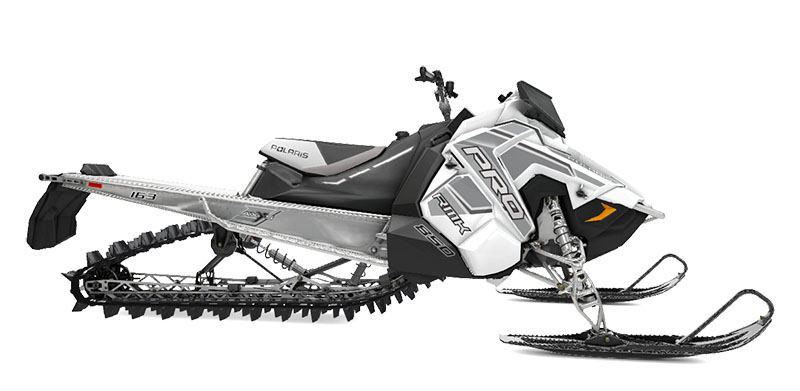 2020 Polaris 850 PRO RMK 163 SC 3 in. in Algona, Iowa - Photo 1