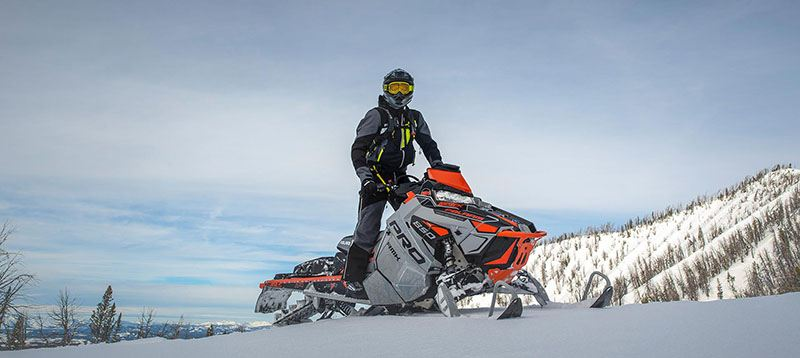 2020 Polaris 850 PRO RMK 174 SC 3 in. in Anchorage, Alaska - Photo 4