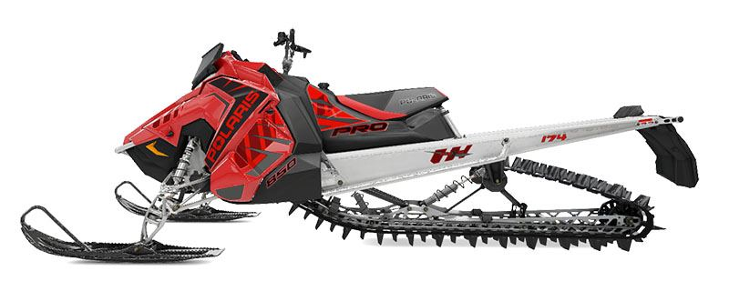 2020 Polaris 850 PRO-RMK 174 SC 3 in. in Lincoln, Maine - Photo 2