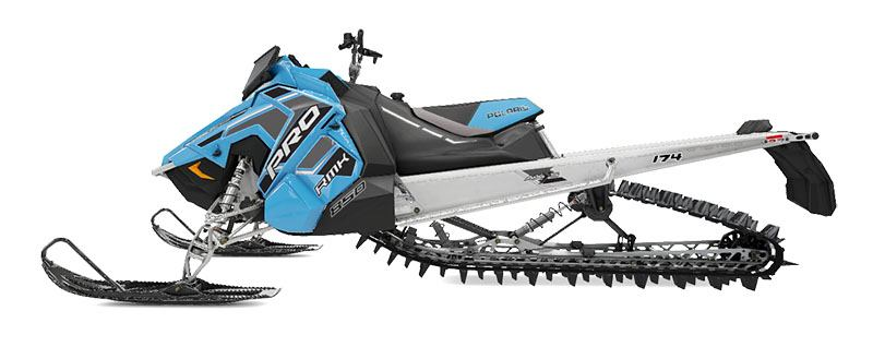 2020 Polaris 850 PRO-RMK 174 SC 3 in. in Center Conway, New Hampshire - Photo 2
