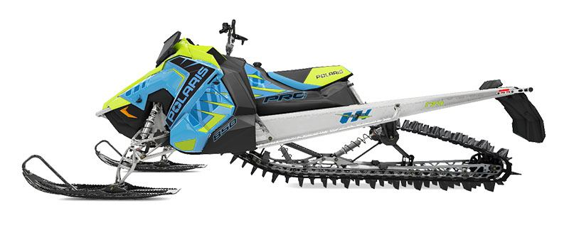 2020 Polaris 850 PRO-RMK 174 SC 3 in. in Newport, Maine - Photo 2