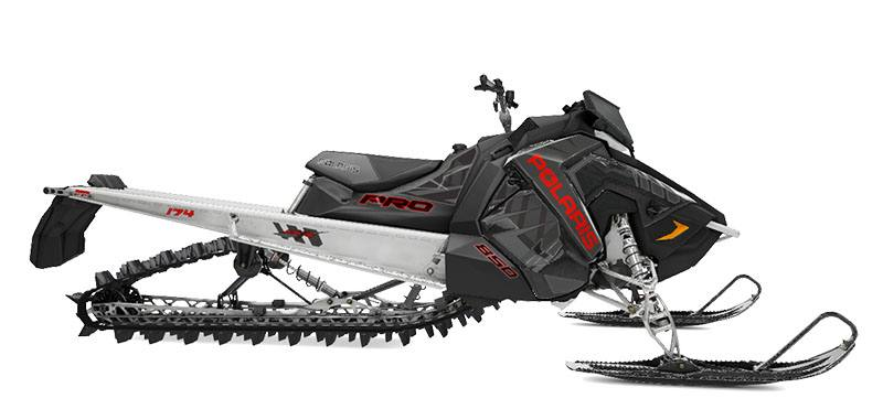 2020 Polaris 850 PRO-RMK 174 SC 3 in. in Newport, New York
