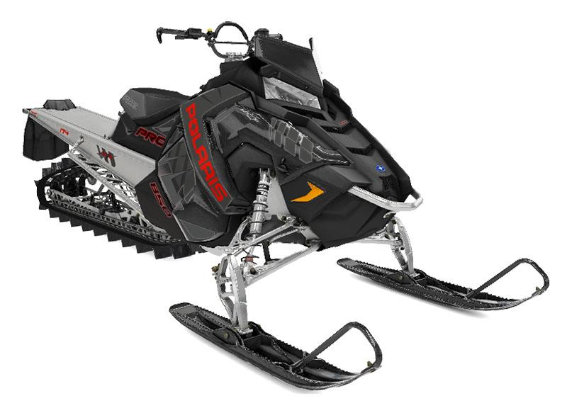 2020 Polaris 850 PRO-RMK 174 SC 3 in. in Milford, New Hampshire - Photo 3