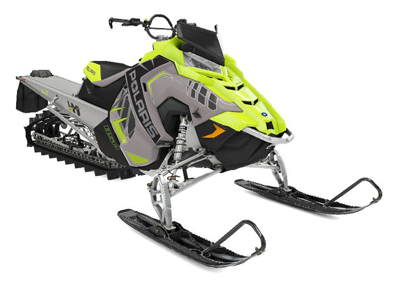 2020 Polaris 850 PRO-RMK 174 SC 3 in. in Newport, Maine - Photo 3