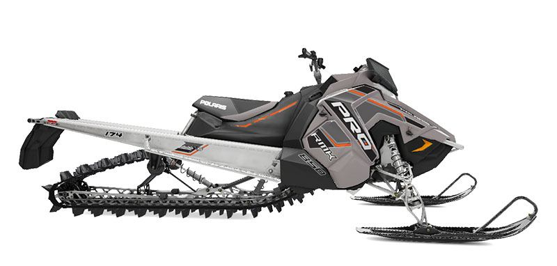 2020 Polaris 850 PRO-RMK 174 SC 3 in. in Albuquerque, New Mexico - Photo 1