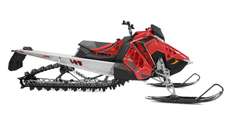 2020 Polaris 850 PRO RMK 174 SC 3 in. in Mio, Michigan - Photo 1