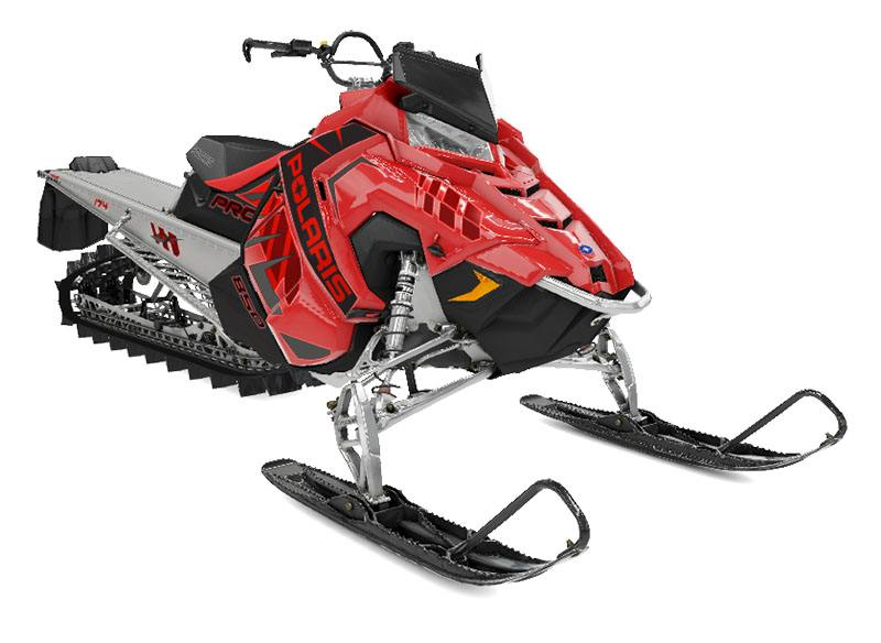 2020 Polaris 850 PRO-RMK 174 SC 3 in. in Anchorage, Alaska - Photo 3
