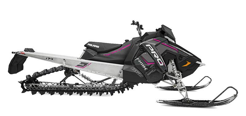 2020 Polaris 850 PRO-RMK 174 SC 3 in. in Newport, Maine - Photo 1