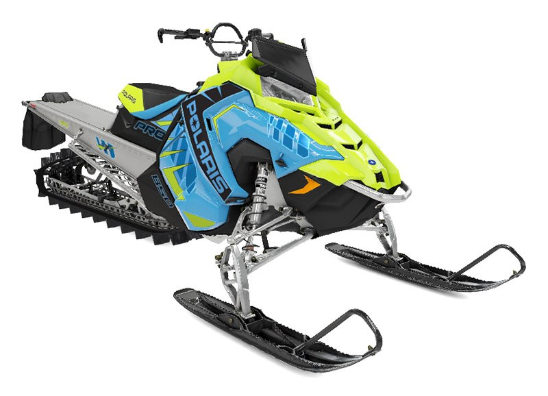 2020 Polaris 850 PRO RMK 174 SC 3 in. in Center Conway, New Hampshire - Photo 3