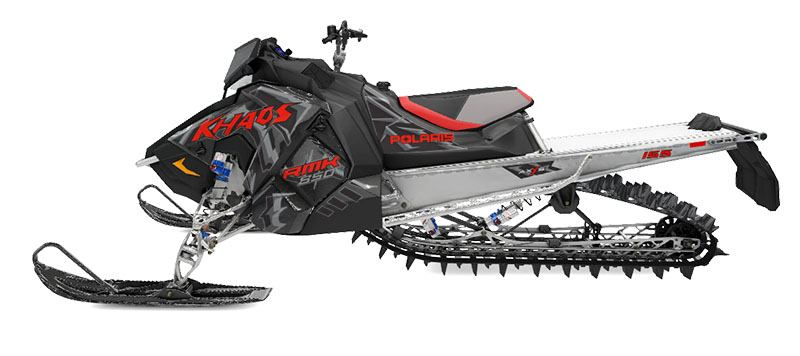 2020 Polaris 850 RMK KHAOS 155 SC 3 in. in Fairbanks, Alaska - Photo 2