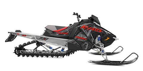 2020 Polaris 850 RMK Khaos 155 SC in Lincoln, Maine