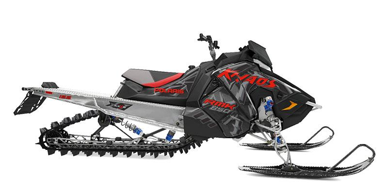 2020 Polaris 850 RMK Khaos 155 SC in Antigo, Wisconsin - Photo 1