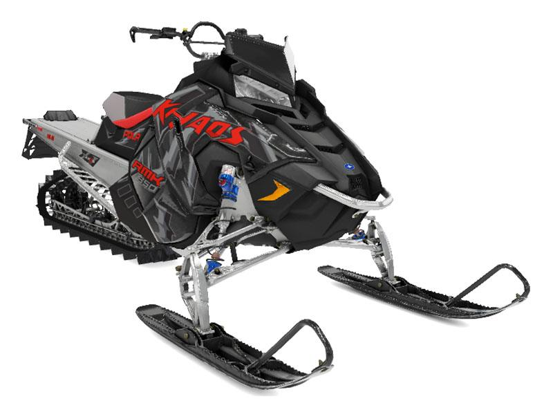 2020 Polaris 850 RMK KHAOS 155 SC in Cottonwood, Idaho - Photo 3