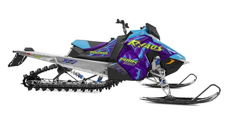 2020 Polaris 850 RMK KHAOS 155 SC in Troy, New York - Photo 1