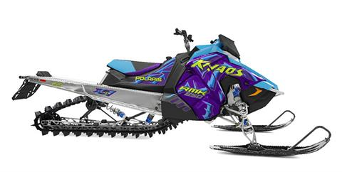 2020 Polaris 850 RMK Khaos 155 SC in Little Falls, New York